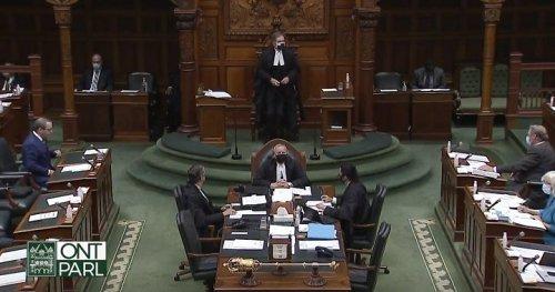 Ontario MPPs unanimously pass motion condemning Islamophobia, violence targeting Muslim community