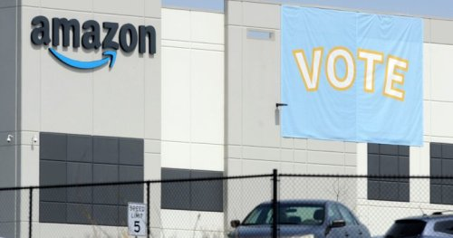 Amazon workers appear to reject union after half of votes counted - National | Globalnews.ca