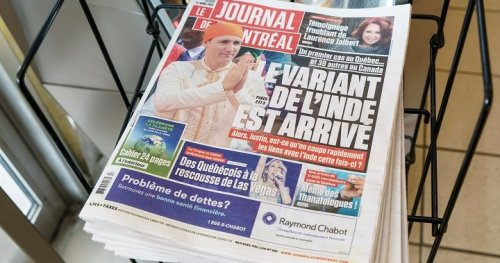 COVID 19: Montreal newspaper blasted for front page photo of Trudeau in India