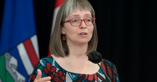 Dr. Deena Hinshaw to provide COVID-19 update for Alberta Thursday afternoon | Globalnews.ca