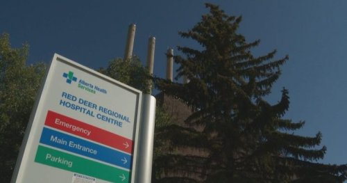 Red Deer hospital blocking COVID-19 patients due to lack of capacity: AHS | Globalnews.ca