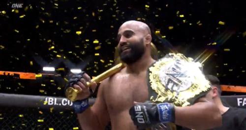 Richmond, B.C.'s Arjan Bhullar crowned MMA world champion