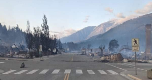 B.C. wildfire update Saturday: Part of Lytton evacuation order lifted, Mexican firefighters arrive   Globalnews.ca
