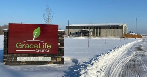 Rural church near Edmonton ordered to close for breaking COVID-19 rules after December warning