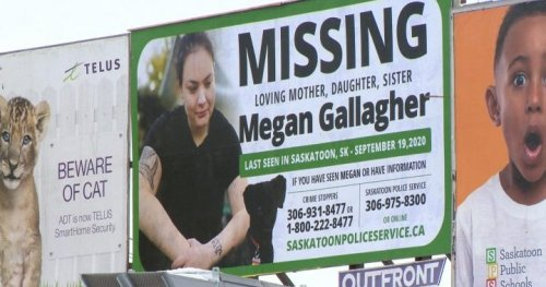 Saskatoon police probe Facebook post claiming to have details on Megan Gallagher's disappearance | Globalnews.ca