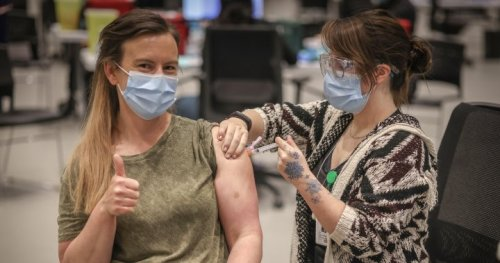 You got the AstraZeneca COVID-19 vaccine in B.C. What happens now?