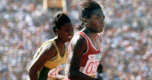 Canadian Olympic medallist, sprinter Angela Bailey dead at 59 - National | Globalnews.ca