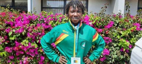 Cameroon's teenage cricket star Maeva Douma takes women's sport to greater heights