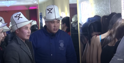 In Kyrgyzstan, an ultranationalist group thrives on rising anti-Chinese sentiment