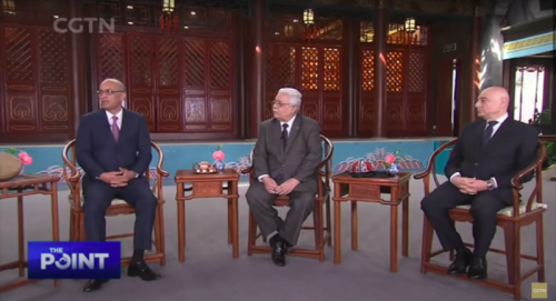 The Chinese government drives support among ambassadors of Muslim countries for the Uyghur genocide