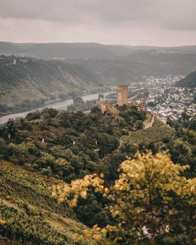 Moselschieferstraße: Panoramaroute von der Eifel an die Mosel
