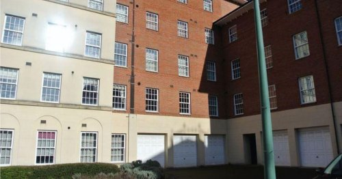 The 'unloved' flat which has been on the market for years