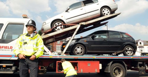 Gloucestershire is hotspot for this illegal motoring offence