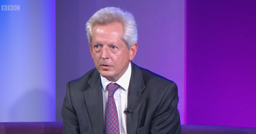 Gloucester MP defends £20 cut to Universal Credit on Newsnight