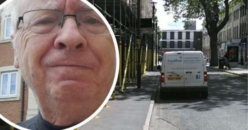 Man 'fed up' after parking fine on 'invisible' yellow lines