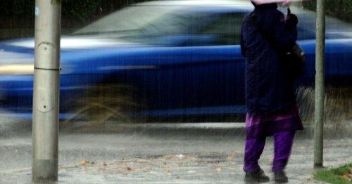 Heavy rain set to wash Indian Summer away - updates
