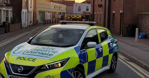 Why emergency crews descended on Gloucester city centre road tonight