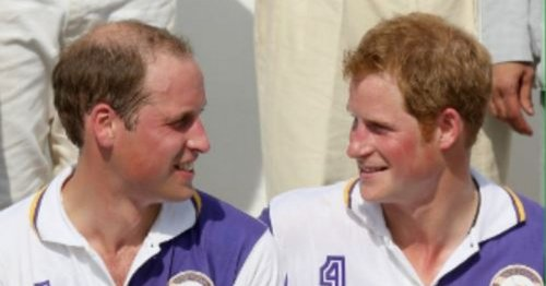 Friend of Harry and William lifts lid on 'difficult' relationship