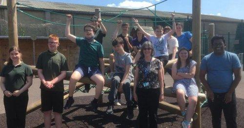 Special school head teacher retires after 38 years
