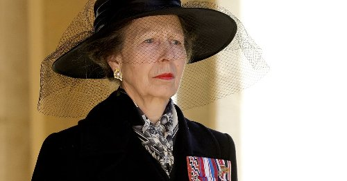 Princess Anne compared to the suffragettes at Prince Philips funeral