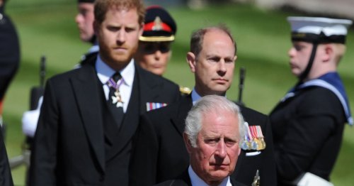 Prince Charles hopes to take son Harry for walk around Windsor
