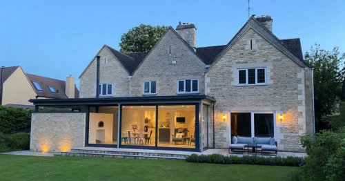 Incredible Cotswolds home on sale in Gloucestershire