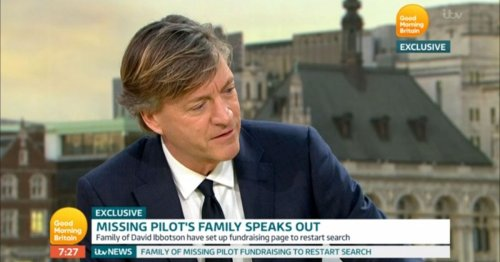 Richard Madeley's GMB comment labelled 'new level of Alan Partridge'