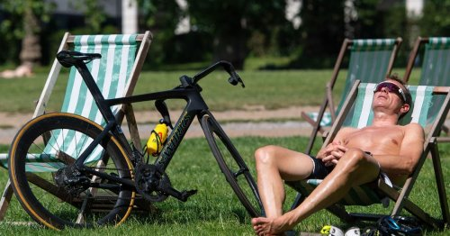 'Heatwave' returns with four days of 21C highs