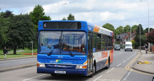 More Stagecoach cancellations announced for today