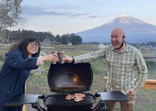 Mt. Fuji Satoyama Vacation: Stylish Glamping and Ecotour In Front of Mt. Fuji!