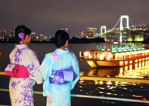Yakatabune Nights: Spend an Unforgettable Summer Evening on Tokyo's Top 3 Traditional Houseboats
