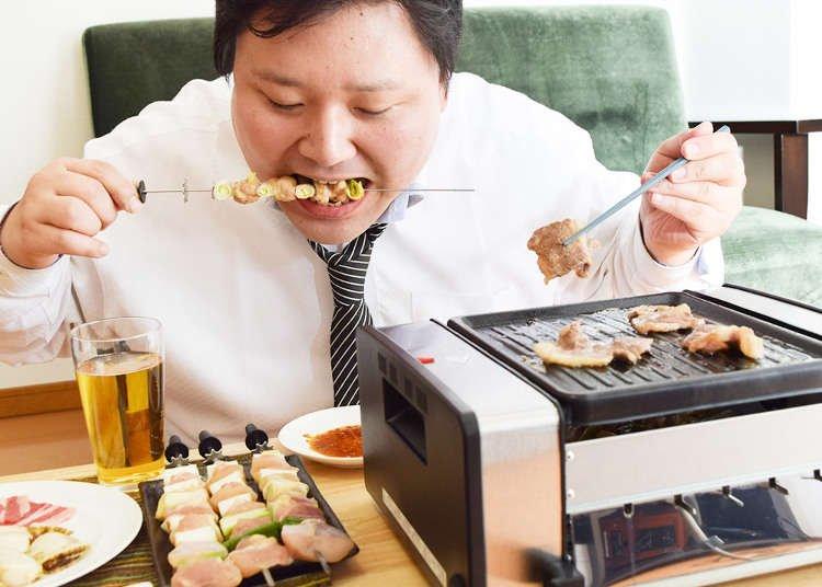 Go, Go Japanese Kitchen Gadgets!