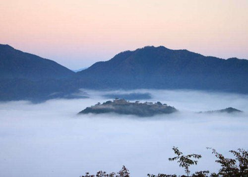 Takeda Castle Ruins: Check Out Japan's Castle in the Sky!