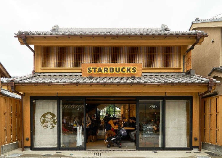 Ever Seen a Starbucks Like These?