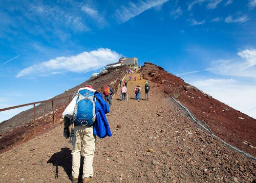 What to do at the Top of Mt. Fuji? 5 Awesome Things You Wouldn't Expect