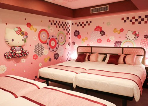 Asakusa Tobu Hotel: The Hottest Place In Tokyo for Hello Kitty Dreams!