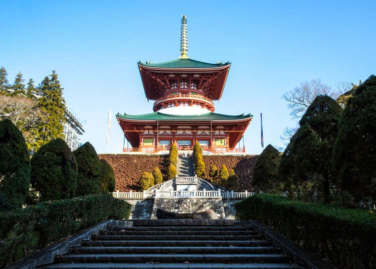 Narita Transit Program: Cool Japan Experience at Narita-san Temple (Video)