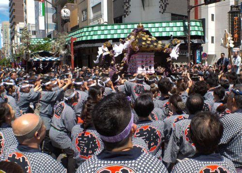 Sanja Matsuri 2021: Inside Guide to One of Tokyo's Most Famous Festivals! (May 21-23)