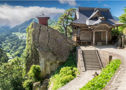 Mountain Temples and Snow Monsters - Discover the Mysterious Land of Yamagata