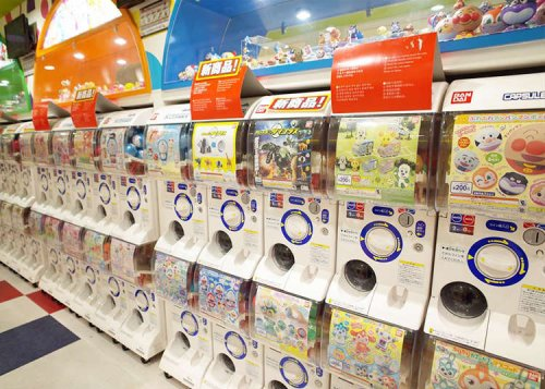 Japan's Capsule Toys: the Gashapon Saga of Fun, Surprise, and Constant Evolution!