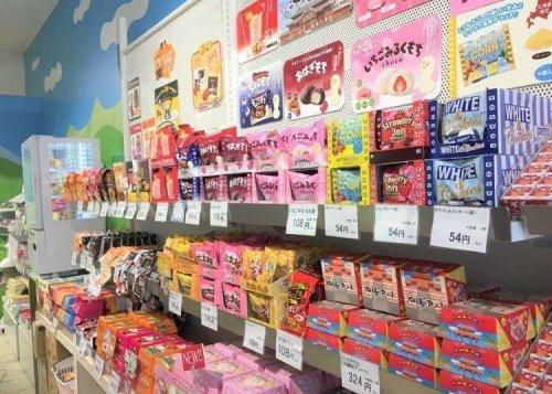 Quirky Japanese Souvenirs: Cheap Snack Paradise at Tirol Chocolate's Antenna Shop in Akihabara!