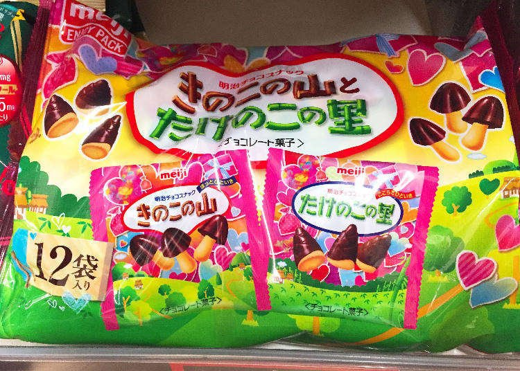 What Japanese Really Buy At The Supermarket: Japan's Top 10 Sweet Snacks!