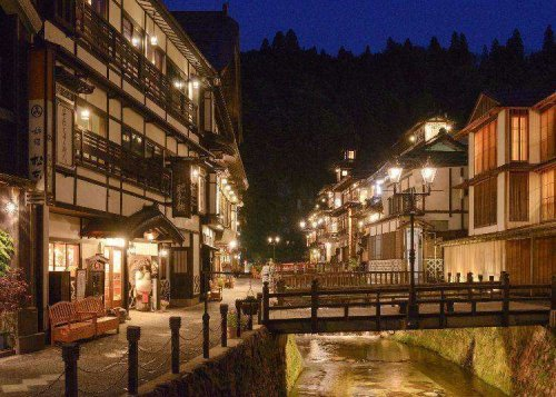 First Time in Ginzan Onsen: What to Do in Japan's Fabled Hot Spring Village