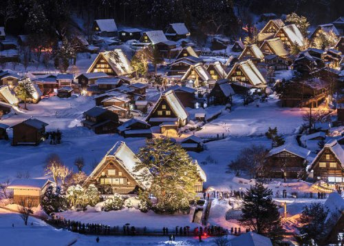 Tokyo to Shirakawa-go: These Budget Bus Tickets Take You To Japan's Stunning Top-Rated Places!