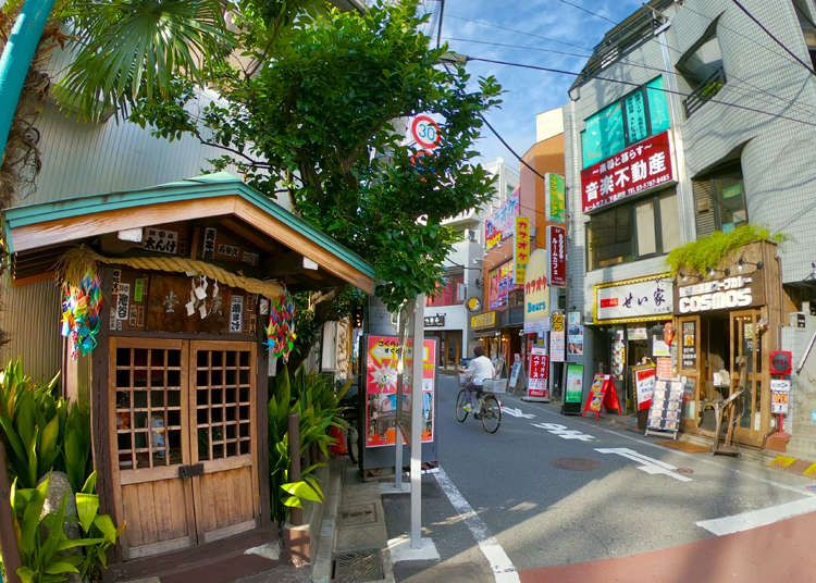 Tokyo's Cool, Quaint, and Quirky Corners