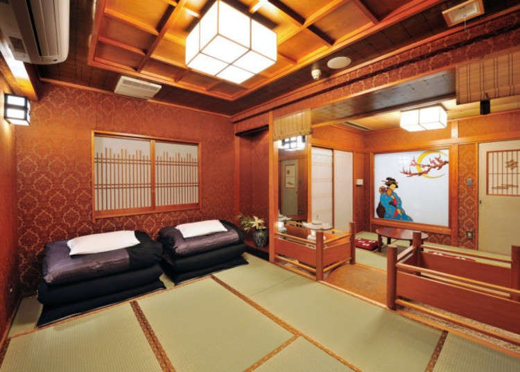 Top 4 Economical, Convenient, and Atmospheric Hostels in Asakusa