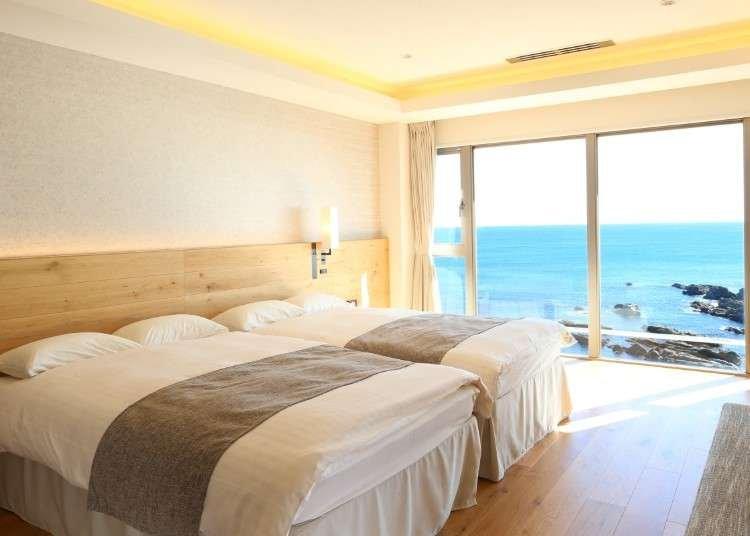 4 Chiba Beach Resort Hotels: Enjoy an Extraordinary Getaway Near Tokyo