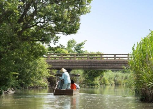 Omihachiman Guide: Living the Anime Dream on a Merchant Town Boat in Hachiman-bori
