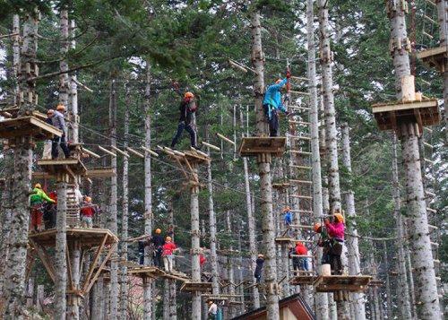 Japan's Niseko Summer Activities Will Make You Feel Like a Crazy Kid Again