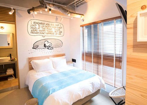 The Peanuts Hotel Kobe: Stay At The Hotel Where You Can Dream with Snoopy in Japan!